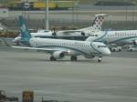 パピヨンさんが、ミュンヘン・フランツヨーゼフシュトラウス空港で撮影したエア・ドロミティ ERJ-190-200 IGW (ERJ-195AR)の航空フォト(写真)