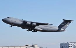 ユージ@RJTYさんが、横田基地で撮影したアメリカ空軍 C-5M Super Galaxyの航空フォト(写真)