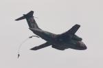 木人さんが、習志野演習場で撮影した航空自衛隊 C-1の航空フォト(写真)
