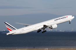 Echo-Kiloさんが、羽田空港で撮影したエールフランス航空 777-328/ERの航空フォト(写真)