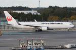 apphgさんが、成田国際空港で撮影した日本航空 767-346/ERの航空フォト(写真)
