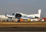 LOTUSさんが、八尾空港で撮影したアジア航測 208 Caravan Iの航空フォト(写真)