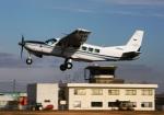 LOTUSさんが、八尾空港で撮影した共立航空撮影 208A Caravan 675の航空フォト(写真)
