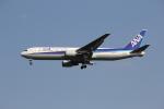 utarou on NRTさんが、成田国際空港で撮影した全日空 767-381/ERの航空フォト(写真)