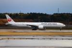 reonさんが、成田国際空港で撮影した日本航空 777-346/ERの航空フォト(写真)