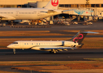 tuckerさんが、羽田空港で撮影したウェルズ・ファーゴ・バンク・ノースウェスト BD-700 Global Express/5000/6000の航空フォト(写真)