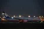 よしポンさんが、成田国際空港で撮影した全日空 787-881の航空フォト(写真)