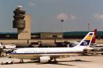 菊池 正人さんが、チューリッヒ空港で撮影したキプロス・エアウェイズ A310-203の航空フォト(写真)