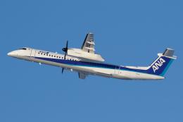 よっしぃさんが、新千歳空港で撮影したANAウイングス DHC-8-402Q Dash 8の航空フォト(写真)