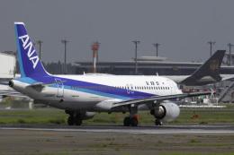 senyoさんが、成田国際空港で撮影した全日空 A320-211の航空フォト(写真)