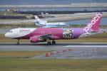 JA7NPさんが、那覇空港で撮影したピーチ A320-214の航空フォト(写真)