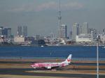 poppoya-makochanさんが、羽田空港で撮影した日本トランスオーシャン航空 737-446の航空フォト(写真)
