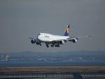 poppoya-makochanさんが、羽田空港で撮影したルフトハンザドイツ航空 747-830の航空フォト(写真)