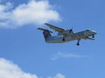 KIX787-9さんが、バンクーバー国際空港で撮影したエア・カナダ ジャズ DHC-8-301 Dash 8の航空フォト(写真)