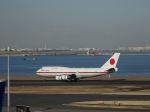 poppoya-makochanさんが、羽田空港で撮影した航空自衛隊 747-47Cの航空フォト(写真)