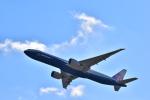 うめたろうさんが、関西国際空港で撮影したチャイナエアライン 777-309/ERの航空フォト(写真)