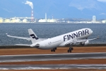 Semirapidさんが、中部国際空港で撮影したフィンエアー A330-302Xの航空フォト(写真)