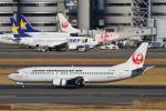 camelliaさんが、羽田空港で撮影した日本トランスオーシャン航空 737-446の航空フォト(写真)