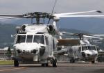 チャーリーマイクさんが、長崎空港で撮影した海上自衛隊 SH-60Kの航空フォト(写真)