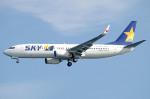 apphgさんが、羽田空港で撮影したスカイマーク 737-81Dの航空フォト(写真)