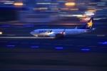 門ミフさんが、福岡空港で撮影したスカイマーク 737-86Nの航空フォト(写真)