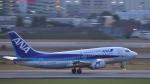 Take51さんが、伊丹空港で撮影したANAウイングス 737-5L9の航空フォト(写真)