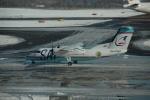 よしポンさんが、新千歳空港で撮影したサハリン航空 DHC-8-200Q Dash 8の航空フォト(写真)