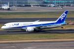 いおりさんが、羽田空港で撮影した全日空 787-881の航空フォト(写真)