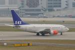 pringlesさんが、チューリッヒ空港で撮影したスカンジナビア航空 737-683の航空フォト(写真)