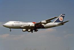 Gambardierさんが、伊丹空港で撮影したフライング・タイガー・ライン 747-121(A/SF)の航空フォト(写真)