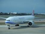 fortnumさんが、台湾桃園国際空港で撮影したチャイナエアライン 777-36N/ERの航空フォト(写真)