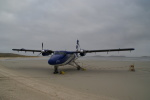Speed Birdさんが、バラ・エオリガーリー空港で撮影したローガンエアー DHC-6 Twin Otterの航空フォト(写真)