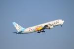 cherrywing787さんが、羽田空港で撮影したAIR DO 767-381の航空フォト(写真)