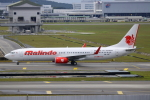 Koba UNITED®さんが、クアラルンプール国際空港で撮影したマリンド・エア 737-9GP/ERの航空フォト(写真)