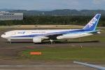 じゃがさんが、新千歳空港で撮影した全日空 777-281の航空フォト(写真)