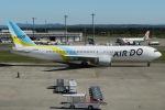 じゃがさんが、新千歳空港で撮影したAIR DO 767-381の航空フォト(写真)