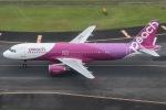 じゃがさんが、新千歳空港で撮影したピーチ A320-214の航空フォト(写真)