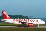 菊池 正人さんが、ジュネーヴ・コアントラン国際空港で撮影したイージージェット・スイス A319-111の航空フォト(写真)