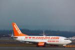 菊池 正人さんが、チューリッヒ空港で撮影したイージージェット・スイス 737-3M8の航空フォト(写真)