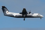 じゃがさんが、成田国際空港で撮影したオーロラ DHC-8-315Q Dash 8の航空フォト(写真)