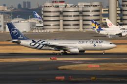 A350XWB-HNDさんが、羽田空港で撮影した中国南方航空 A330-223の航空フォト(写真)