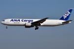 euro_r302さんが、成田国際空港で撮影した全日空 767-381/ER(BCF)の航空フォト(写真)