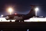 じゃがさんが、成田国際空港で撮影したロシア空軍 Il-76MDの航空フォト(写真)
