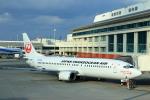 Fat Methenyさんが、那覇空港で撮影した日本トランスオーシャン航空 737-446の航空フォト(写真)