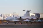 camelliaさんが、羽田空港で撮影したアメリカ個人所有 G350/G450の航空フォト(写真)