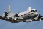 Mamoruuuuさんが、厚木飛行場で撮影した海上自衛隊 UP-3Cの航空フォト(写真)
