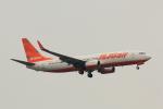 こだしさんが、成田国際空港で撮影したチェジュ航空 737-8ASの航空フォト(写真)
