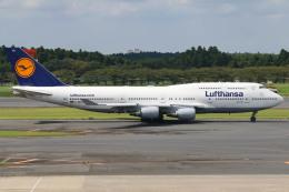 Orcaさんが、成田国際空港で撮影したルフトハンザドイツ航空 747-430の航空フォト(写真)