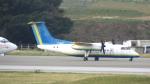 誘喜さんが、那覇空港で撮影した琉球エアーコミューター DHC-8-103Q Dash 8の航空フォト(写真)