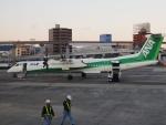 ken1☆MYJさんが、伊丹空港で撮影したANAウイングス DHC-8-402Q Dash 8の航空フォト(写真)